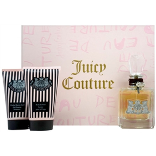Juicy Couture 4pc Perfume Gift Set Women