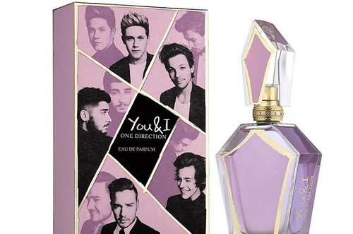 You & I by One Direction 3.4oz EDP Unbox