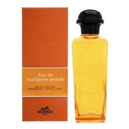 Eau de Mandarine Ambree By Hermes Eau De Cologne Spray Unisex 3.3oz