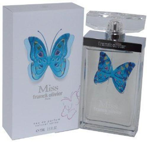 Miss Franck Olivier Eau De Parfum Spray For Women 2.5oz