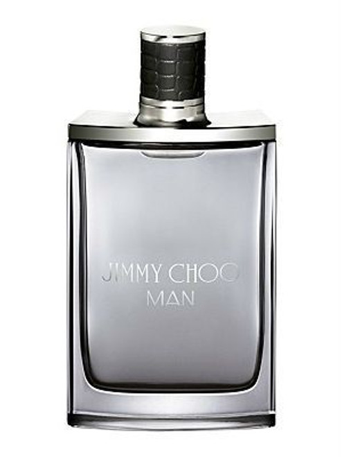 Jimmy Choo Man Eau De Toilette Spray For Men 3.3oz
