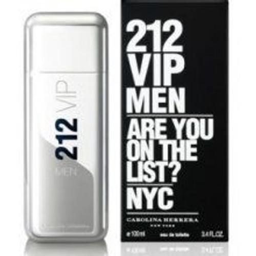 212 VIP by Carolina Herrera 1.7oz Eau De Toilette Spray Men