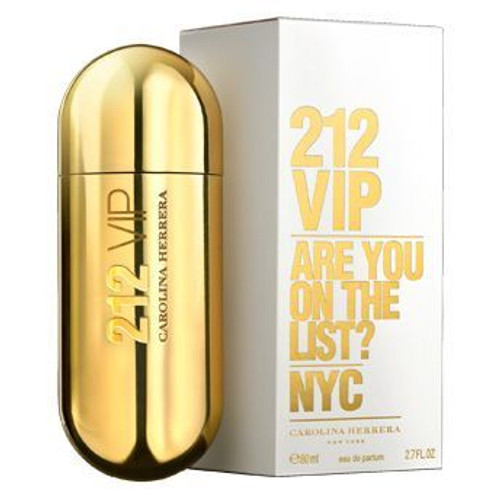 212 VIP by Carolina Herrrera 1.7oz Eau De Parfum Spray Women