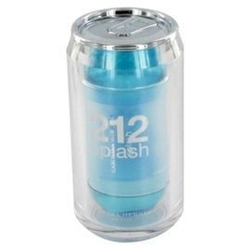 212 Splash by Carolina Herrera 2.0oz Eau De Toilette Spray Women