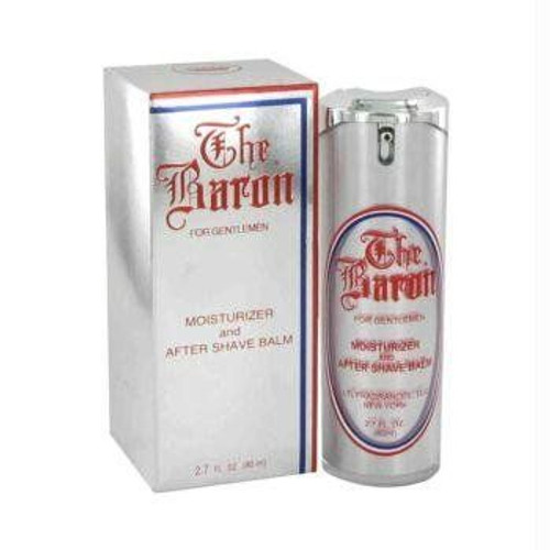 The Baron Moisturizer and After Shave Balm 2.7oz men