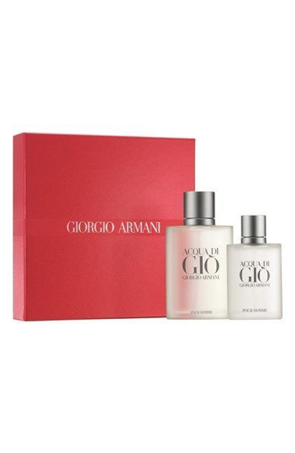 Acqua Di Gio By Giorgio Armani 2pcs Cologne Gift Set For Men
