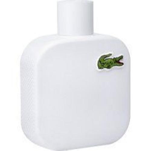 L.12.12 Blanc by Lacoste 5.9oz Eau De Toilette Spray For Men