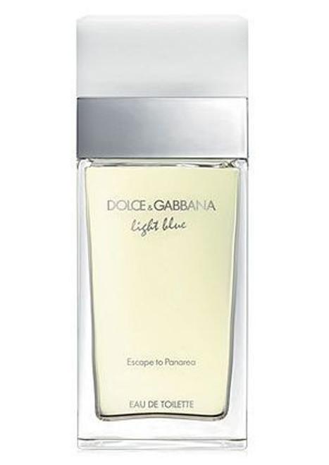 Light Blue Escape Panarea by Dolce and Gabbana 3.3oz EDT Women