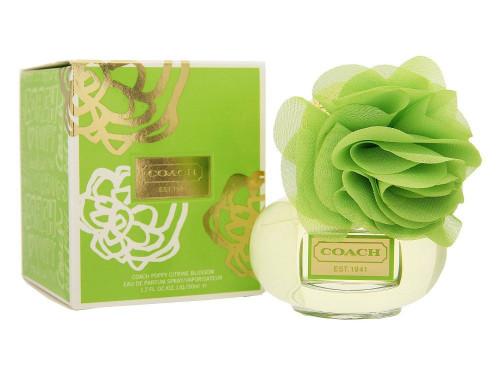 Coach Poppy Citrine Blossom  Eau De Parfum Spray For Women 3.4oz