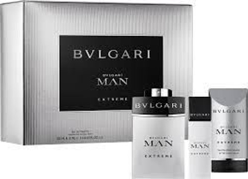 Bvlgari Man Extreme By Bvlgari 2pcs Cologne Set Men