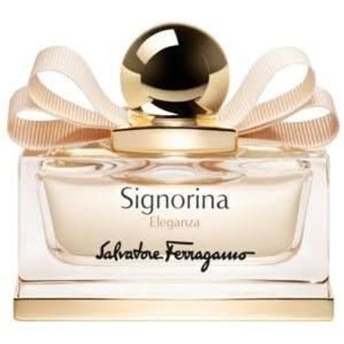 Signorina Eleganza by Salvatore Ferragamo Eau De Parfum Spray For Women 3.4oz