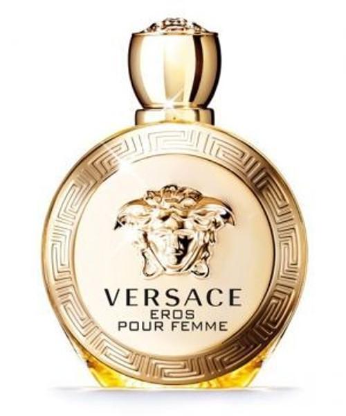 Versace Eros Pour Femme Eau De Parfum Spray For Women 1.0oz