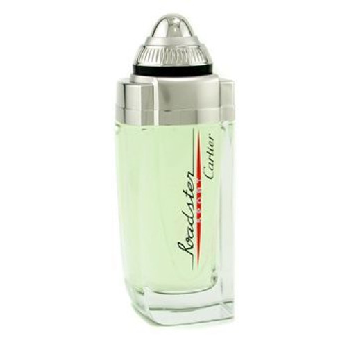 Roadster Sport By Cartier 3.3oz Eau De Toilette Spray Men