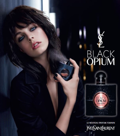 Black Opium By Yves Saint Laurent Eau De Parfum Spray Women 1.6oz