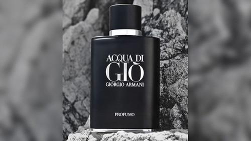 Acqua Di Gio Profumo Parfum Spray By Giorgio Armani For Men 4.2oz