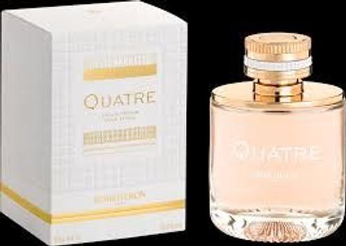 Boucheron Quatre 3.3oz Eau De Parfum Spray Women
