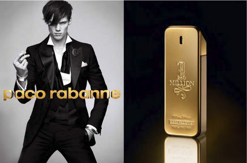 1 Million Paco Rabanne 3pc Cologne Set For Men