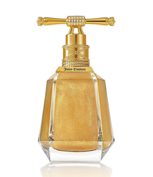Dry Oil Shimmer Mist I Am Juicy Couture 3.4oz Spray For Women