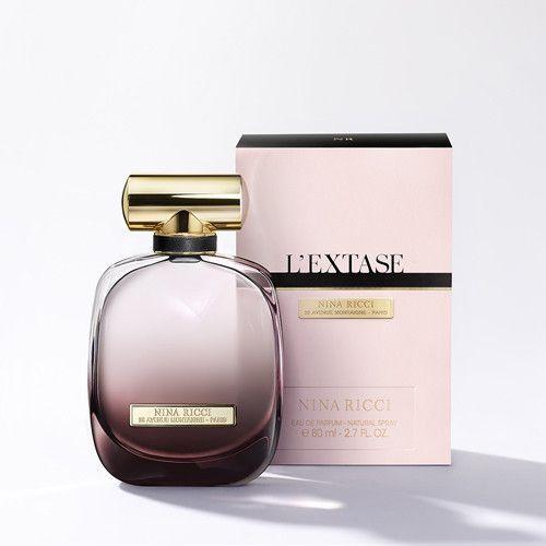 L'Extase By Nina Ricci Eau De Parfum Spray For Women 2.7oz