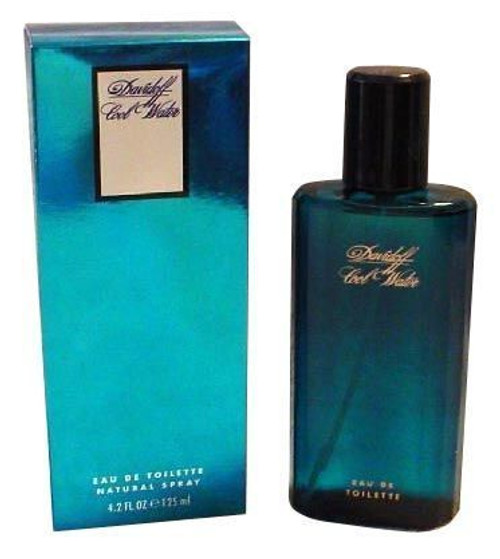 Cool Water by Davidoff 2.5oz Eau De Toilette Spray Men
