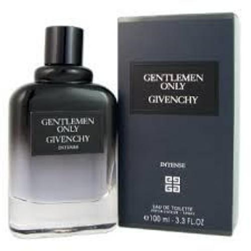 Gentlemen Only Intense by Givenchy Eau De Toilette Spray 1.7oz Men