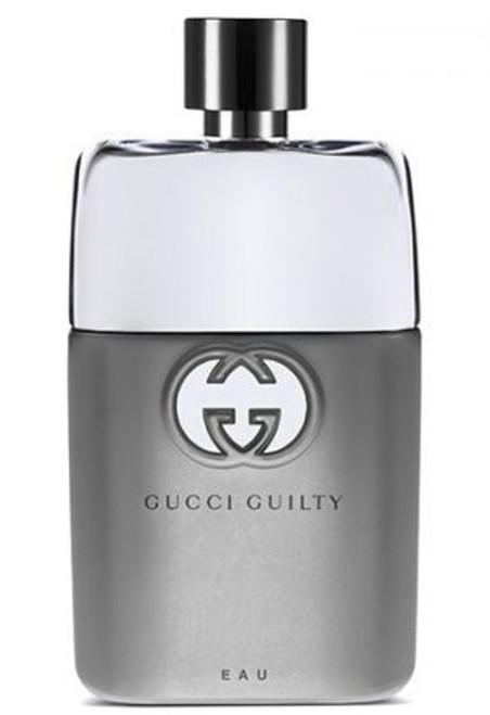 Gucci Guilty Eau 3.0oz Men Eau De Toilette Spray For Men 3.0oz