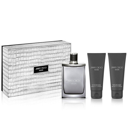 Jimmy Choo Man 3pcs Cologne Set For Man
