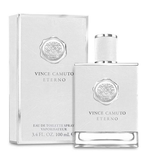 Vince Camuto Eterno Eau De Toilette Spray 3.4oz Men
