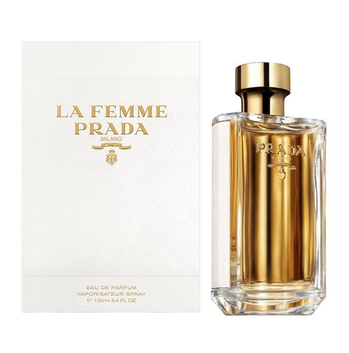 LA FEMME Prada Eau De Parfum Spray For Women 3.4oz
