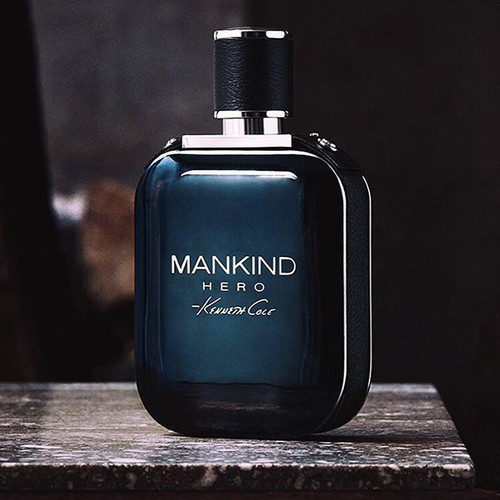 Mankind Hero By Kenneth Cole Edt 34oz Men