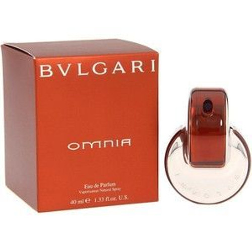 Bvlgari Omnia Eau De Parfum Spray 2.2oz Women