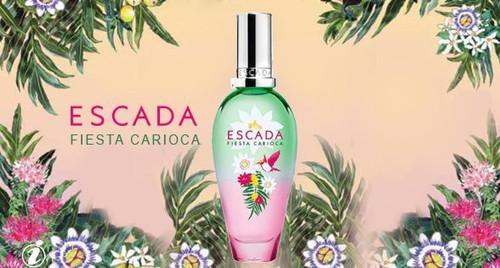 Escada Fiesta Carioca Eau De Toilette Spray For Women 3.4oz