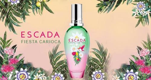 Escada Fiesta Carioca Eau De Toilette Spray For Women 1.0oz