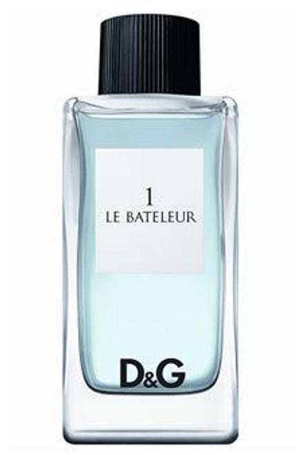 1 Le Bateleur Antholo by D&G Dolce and Gabbana EDT 3.3oz Unisex