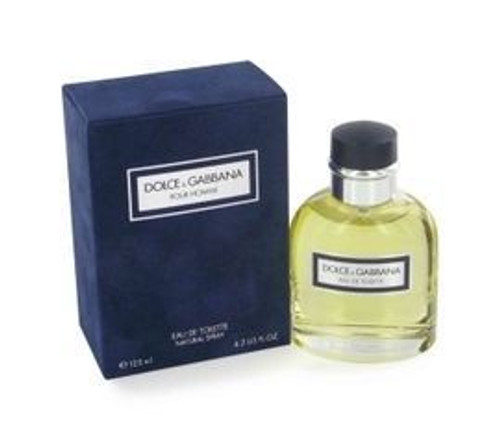 Dolce & Gabbana 2.5oz Eau De Toilette Spray Men
