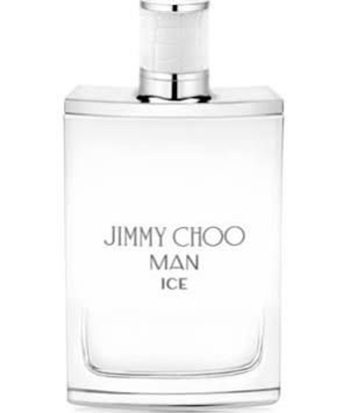 Jimmy Choo Ice by Jimmy Choo Eau De Toilette Spray For Men 3.3oz