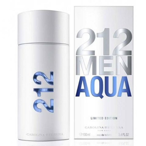 212 Men Aqua by Carolina Herrera 3.4oz