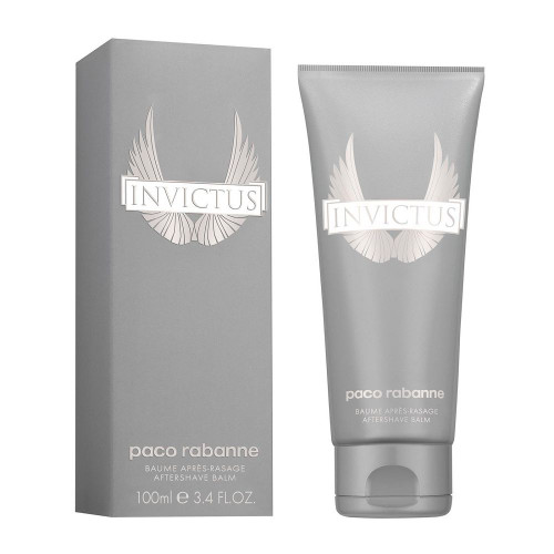 Invictus by Paco Rabanne After Shave Balm 3.4oz