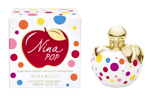 Nina Pop by Nina Ricci Eau De Toilette Spray 1.7oz Women