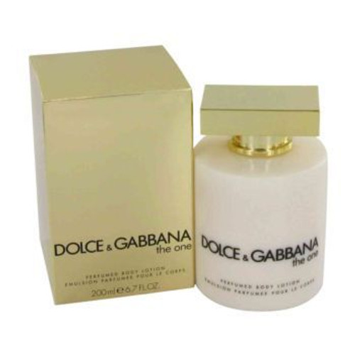 Dolce & Gabbana The One for Women 6.7 oz Golden Satin Lotion