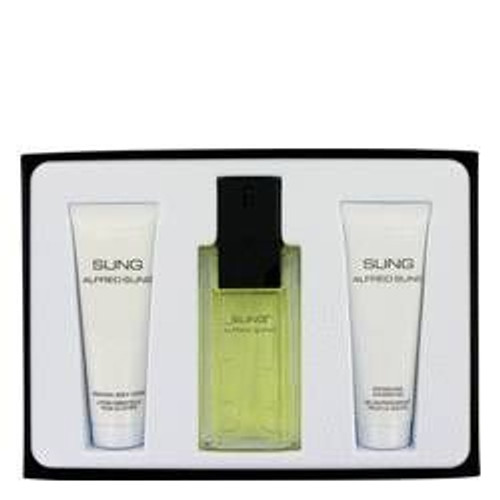 Sung by Alfred Sung 3pc Perfume Set Women