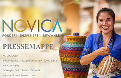 NOVICA Presse Kit 2020