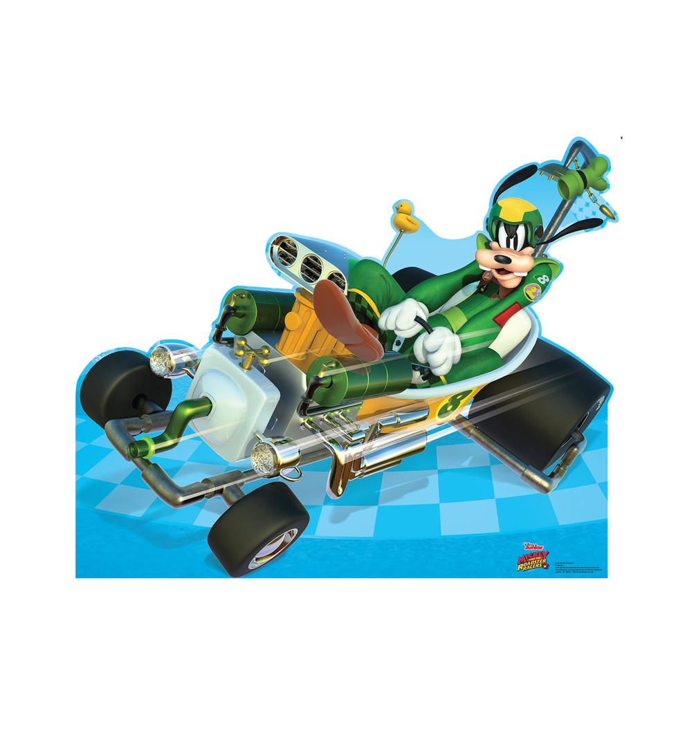 Goofy Roadster (Disney's Roadster Racers)