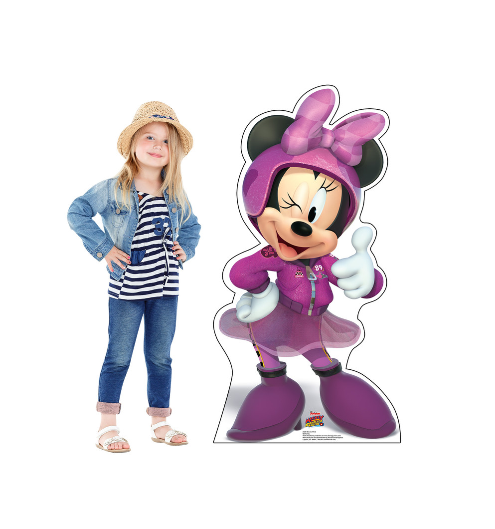 Minnie Wink (Disney's Roadster Racers)