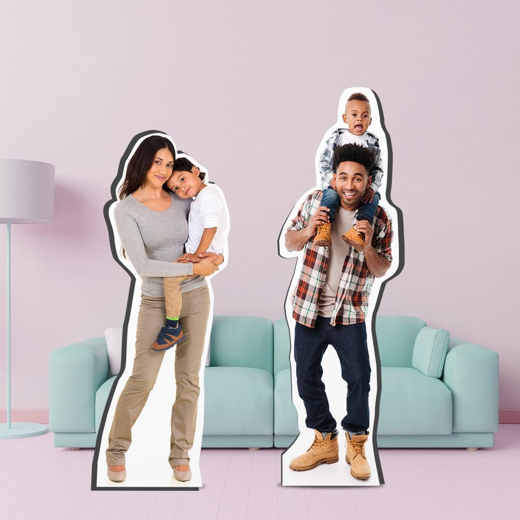 Custom Life-size Standup