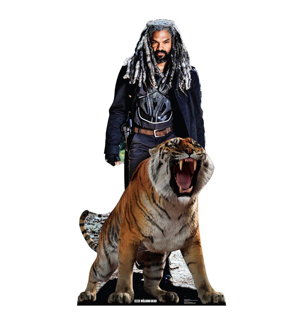 Ezekiel and Shiva (The Walking Dead)