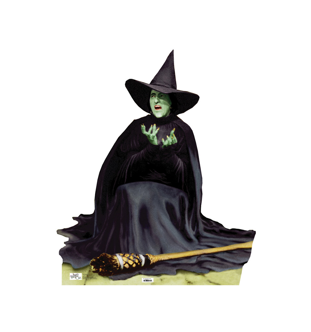 Wicked Witch Melting (Wizard of Oz)