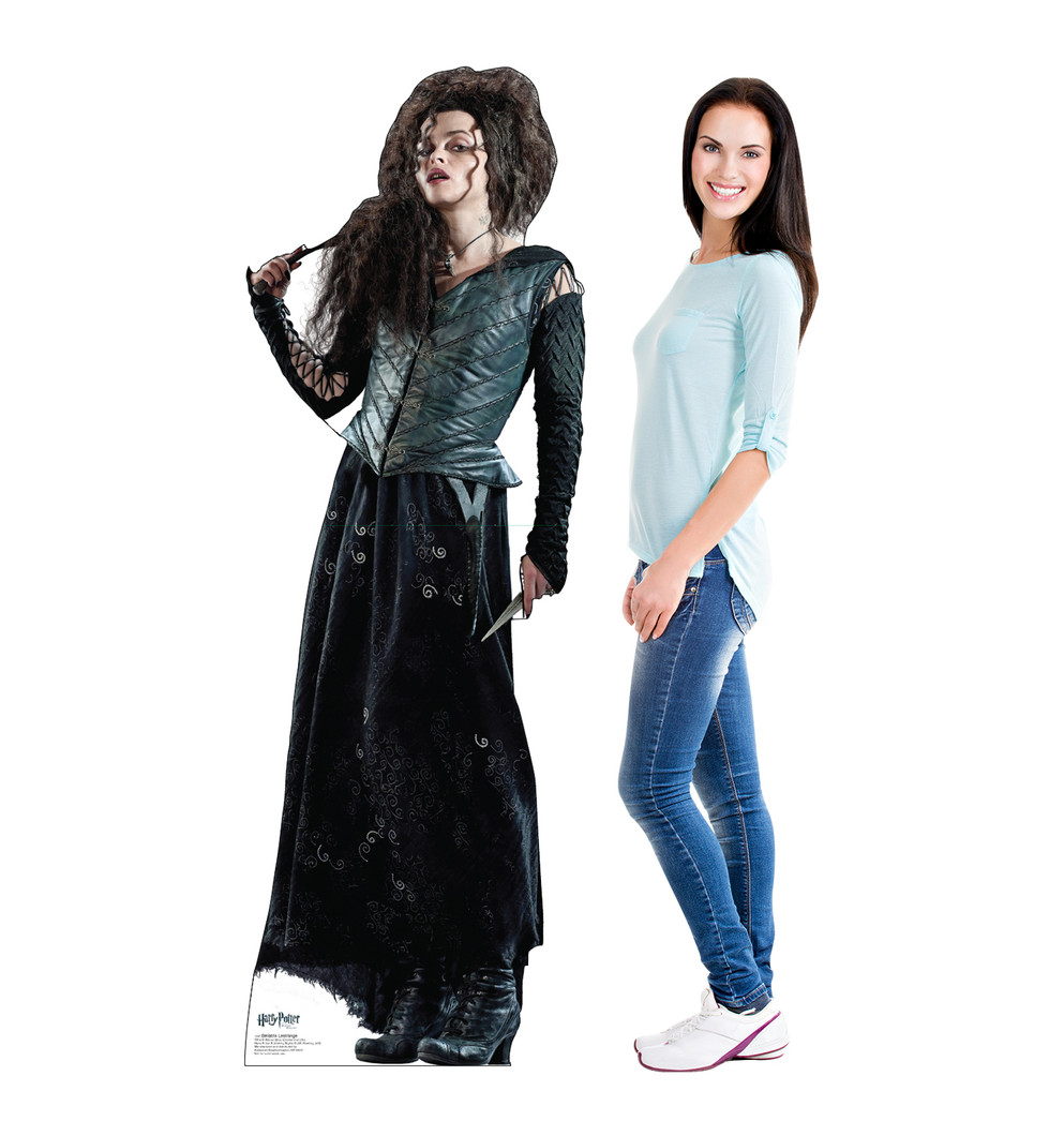 Bellatrix Lestrange - Harry Potter Lifesize Cardboard Cutout