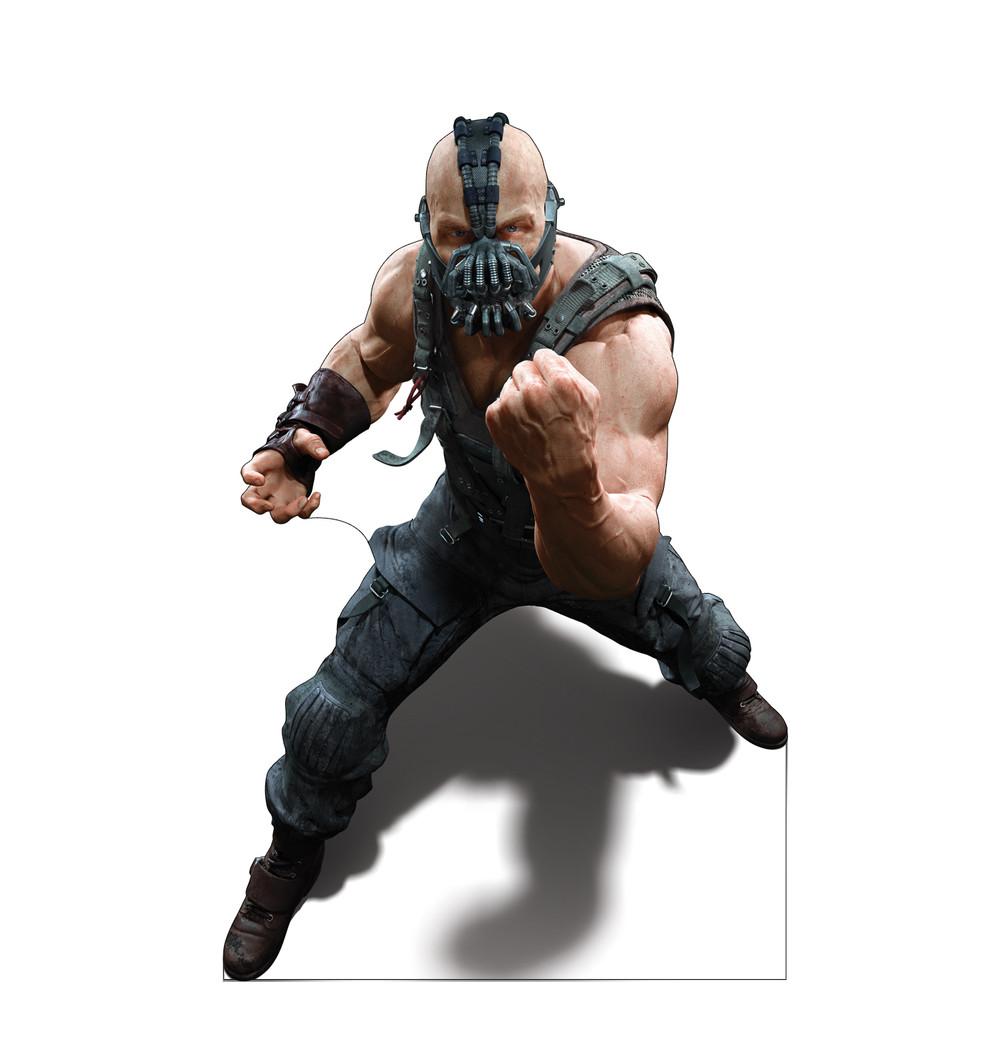 Bane - Batman - The Dark Knight Rises Lifesize Cardboard Cutout