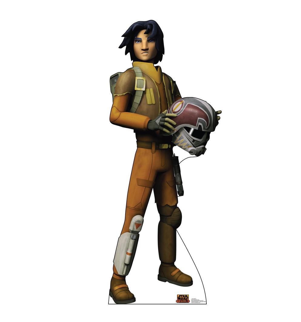 Ezra Bridger - Star Wars Rebels Lifesize Cardboard Cutout